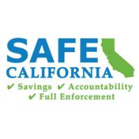 Safe CA logo