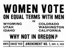 Women Vote Oregon