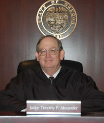 Judge Tim Alexander